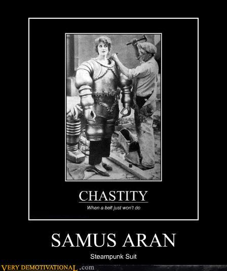 Funny Photo The Day Samus Aran