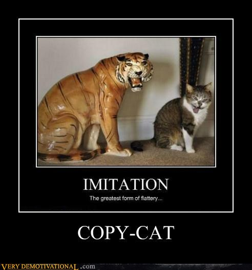 joke-image-COPY-CAT - Cool cats: Mr. Scan and Ms. Copy - Photos Unlimited