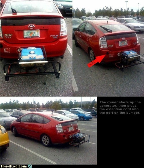 Permalink To Funny Photo Of The Day Electric Hybrid