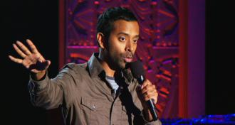Joke for Monday, 12 March 2012 from site Comedy Central