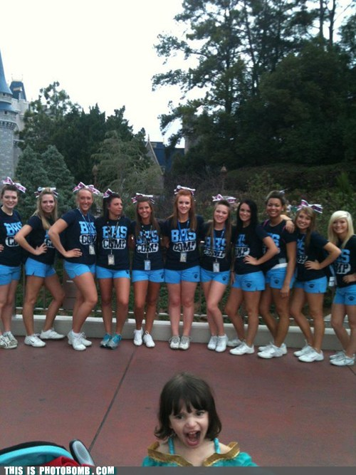 I Wanna Be a Cheerleader!