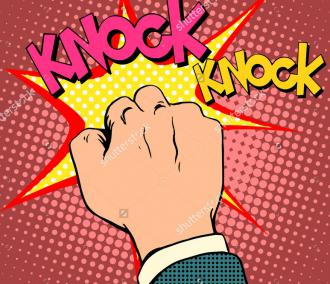 Knock-knock    | Jokes of the day (14981)