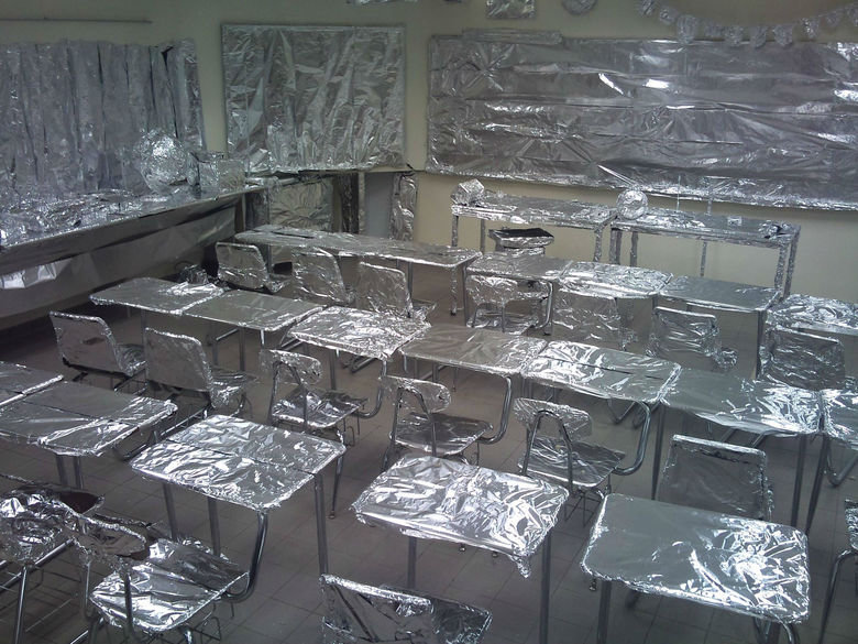 Classroom Prank Ideas ~ Funny photo of the day for thursday july from