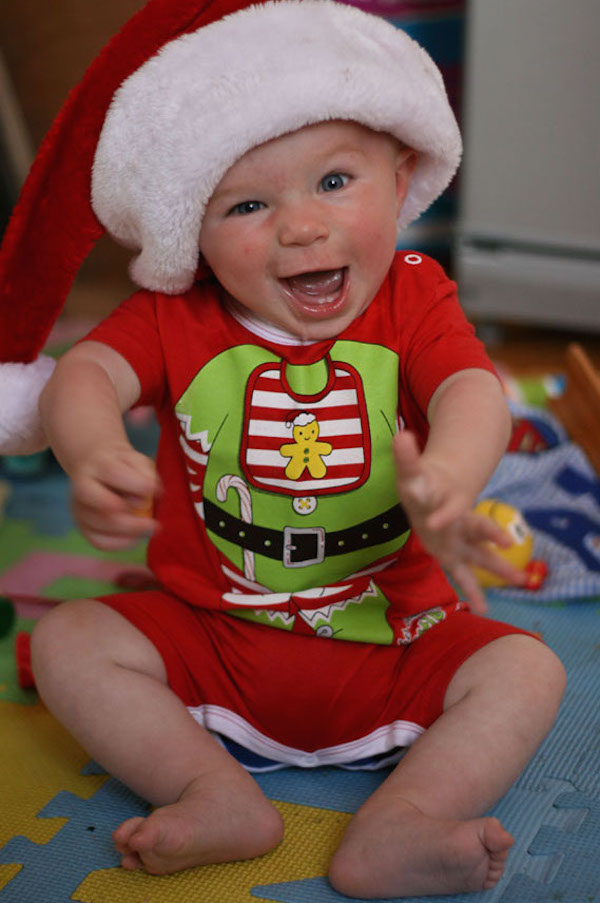 Permalink to Funny Photo of the day - Baby body elf costume  sc 1 st  Jokes of the day & Funny Photo of the day for Wednesday 17 December 2014 from site ...