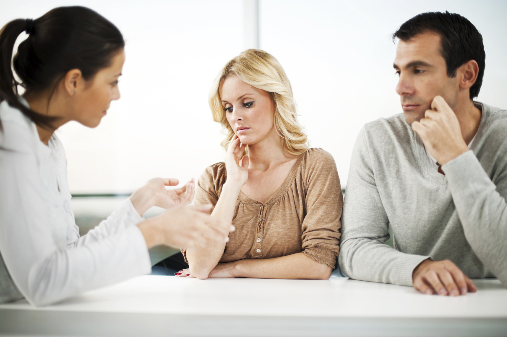 couple interview marital challenges Marriage is not an easy inevitably every couple gets into a fight most people believe that an abundance of fighting is what leads to marital problems.