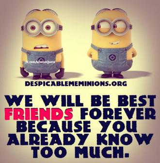 Joke For Tuesday 09 June 2015 From Site Minion Quotes