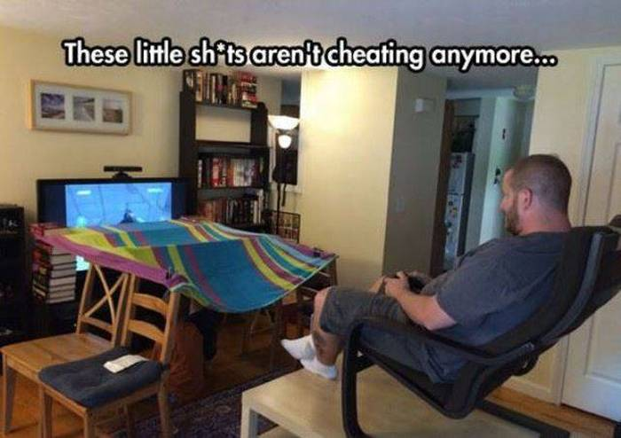 How to stop your kid from cheating while gaming
