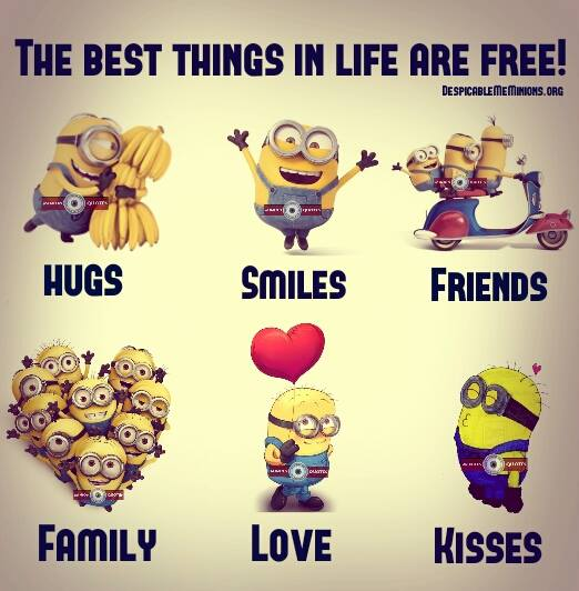 Funny Quotes About Things In Life: Best Things In Life Are Free