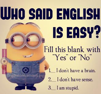joke for thursday 26 november 2015 from site minion quotes who