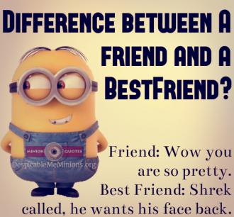 Joke for Friday, 27 November 2015 from site Minion Quotes