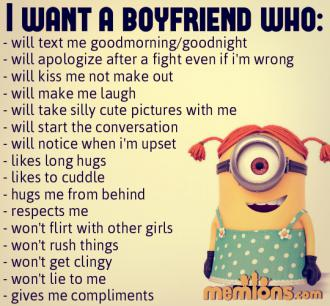 joke for sunday from site minion quotes i want a