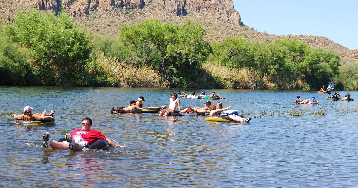 Salt River Tubing Mesa  2018 All You Need to Know